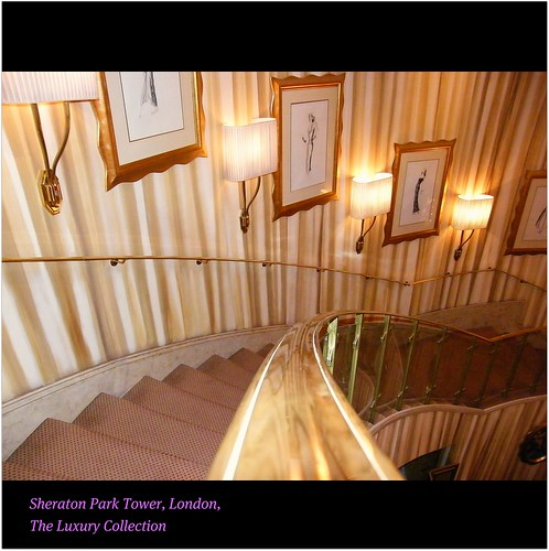 The Sheraton Park Tower, London, England, UK : LUXURY COLLECTION : In the heart of Knightsbridge : The crossroads of shopping, art and living in the british capital : WORLD : SENSE : HOSPITALITY : ICON : Enjoy! :) | by || UggBoy♥UggGirl || PHOTO || WORLD || TRAVEL ||