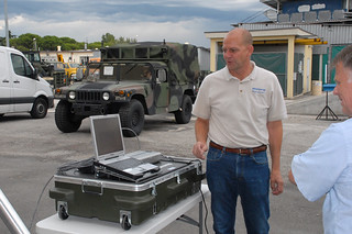 High tech deployment equipment 10-2010 | by US Army Africa