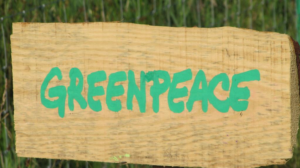 Greenpeace at Latitude 2010