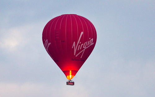Virgin Balloon | by Mark Philpott