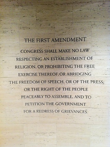The First Amendment of the U.S. Constitution | by BrentDPayne