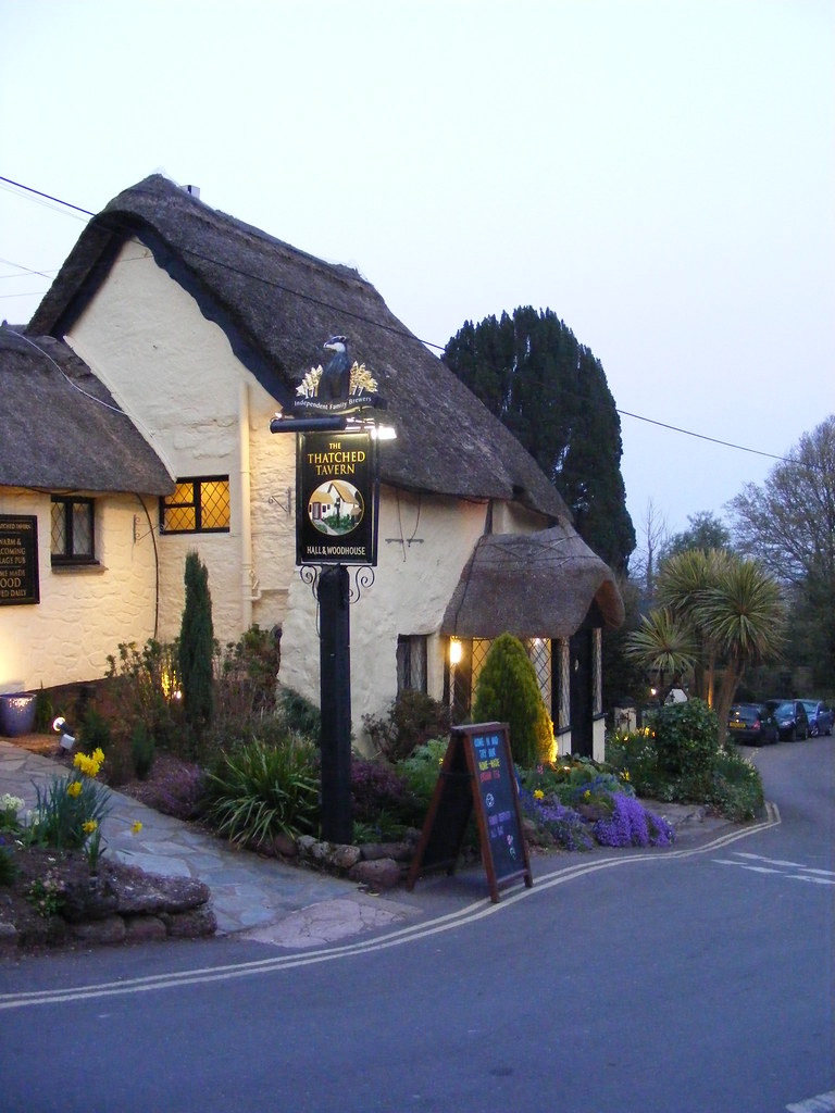 The Thatched tavern Maidencombe