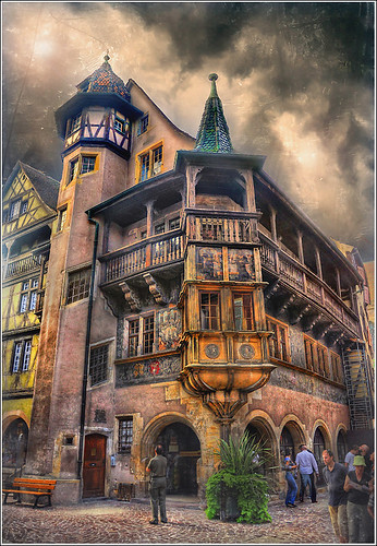 Maison pfister colmar alsace france jean michel for Animateur maison france 5