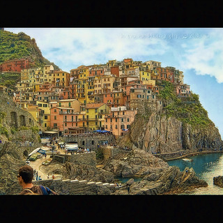Manarola (Isn't HDR!) | by in eva vae