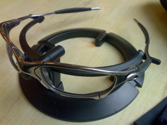 Oakley Juliet Frames