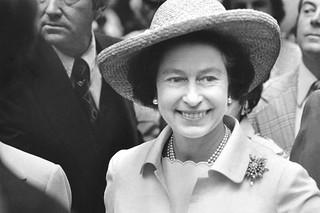 Queen Elizabeth II at 50 | by Madison Guy