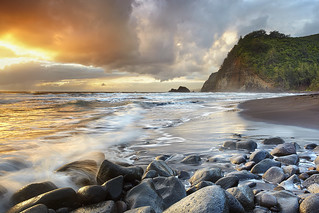Pololu Morning #1b - Big Island Hawaii | by PatrickSmithPhotography