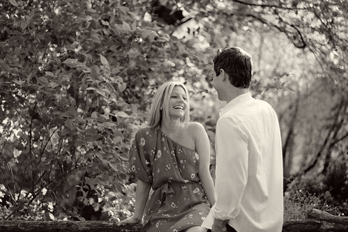 Jared & Lauren {Engaged} | by Claire Bear.