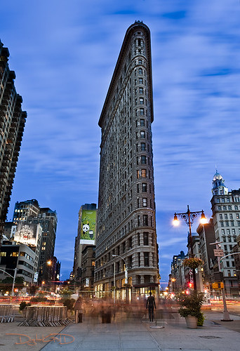 Flatiron Building - New York | by DiGitALGoLD