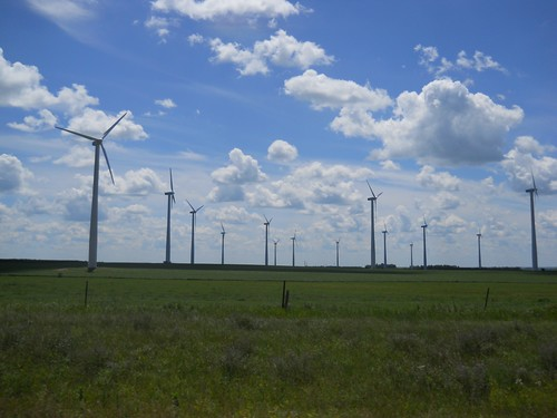 84 Pipestone County Wind Turbines | by cariliv
