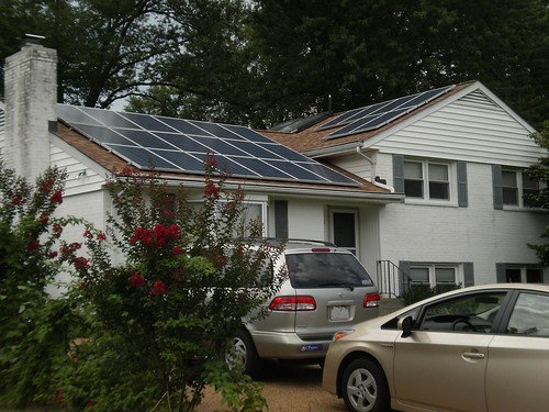 Solar on the roof | by A Siegel