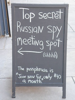 Top secret Russian spy meeting spot. | by Offbeat Jersey