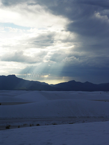 White Sands National Monument | by leheria