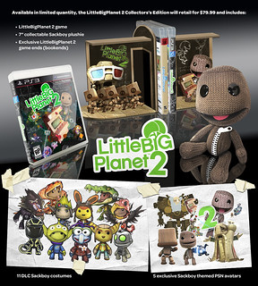 LittleBigPlanet 2  - LBP2-Collectors-Edition | by PlayStation.Blog
