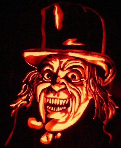 London After Midnight Pumpkin Carving | by Pumpken