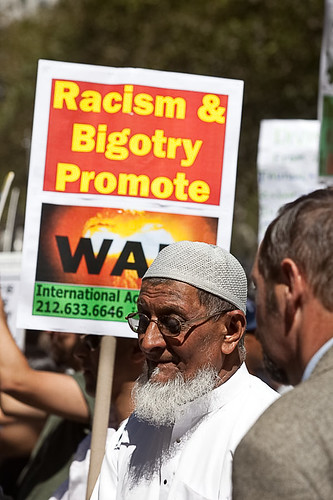 NYC Pro-Muslim Rally Marching On Sept. 11th, 2010