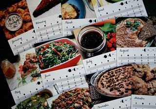 A Year to Eat Freely: 2011 Allergy-Friendly Recipe Calendar - all the pages! | by Kim | Affairs of Living