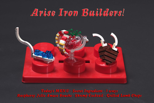 Arise Iron Builders! | by V&A Steamworks - Guy HImber