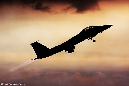 Screaming Eagle, F-15I Ra'am Israel Air Force | by xnir