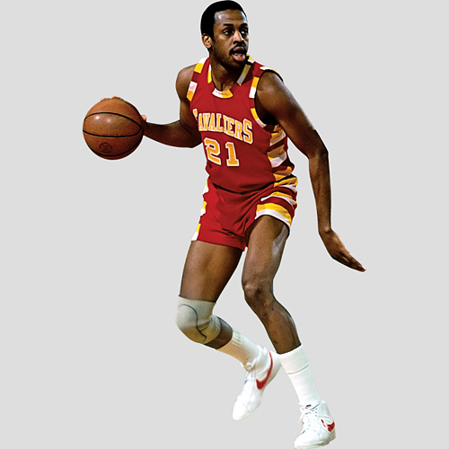 Campy Russell | by Cavs History