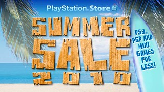 PlayStation Store: Summer Sale 2010 | by PlayStation.Blog