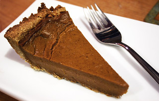 Sweet Potato Pie with Seedy Amaranth Crust | by Kim | Affairs of Living
