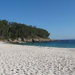 Playa de Figueiras, Islas Cíes