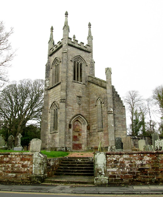 Cardross Church Ruin