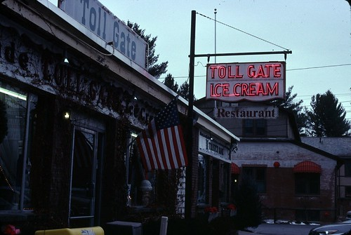 Toll Gate Ice Cream, December 26, 2010 - my final Kodachrome shots | by chuckthewriter