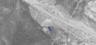 Silver Star Drive-In aerial photo 1977 | by ozoner68