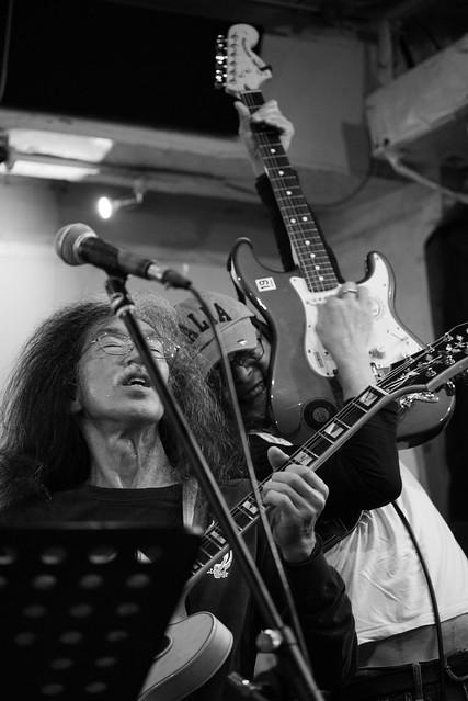 しびれなまずブルースバンド live at Golden Egg, Tokyo, 24 Sep 2016 -00156