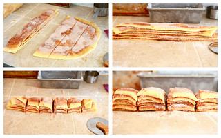 Cinnamon Bread Collage | by joy the baker