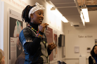 Rebecca Kamara's talk | by National Museums Liverpool