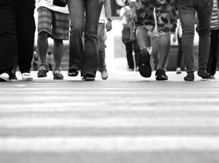 Different Walks of Life