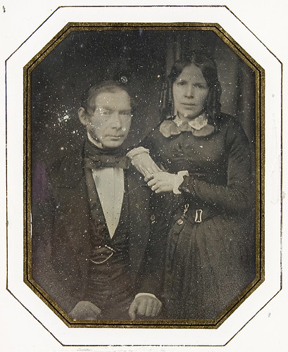 Unidentified man and woman | by Powerhouse Museum Collection