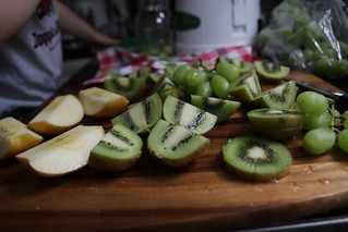kiwi grape juice | by shutterbean