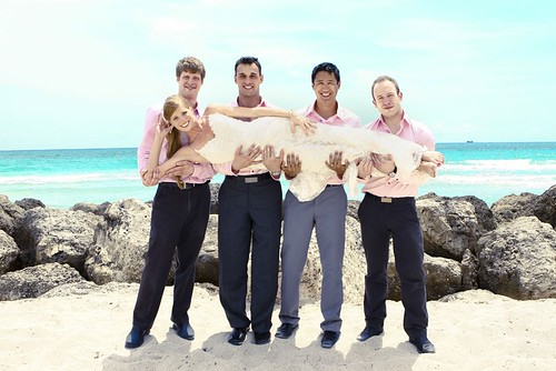 Bridal Party on The Palms Beach | by thepalmshotel