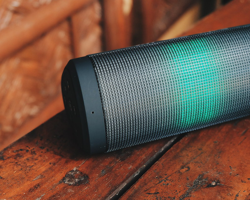 BluAnt Ozone Wifeless LED Speaker