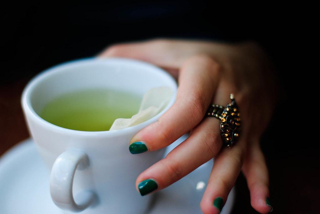 green tea reciepe
