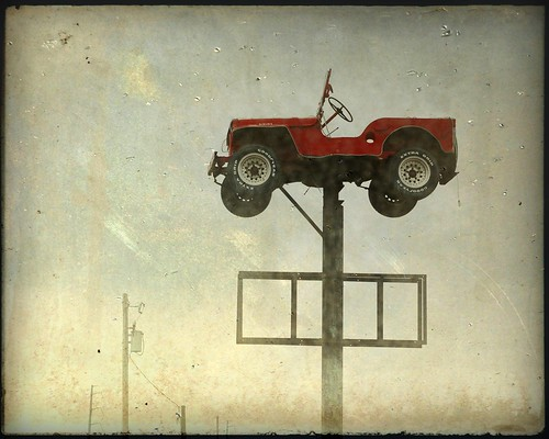 FGR: Jeep on a Stick | by Studio d'Xavier
