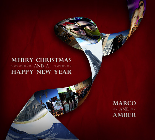 Christmas Card 2010 | by marcofolio.net