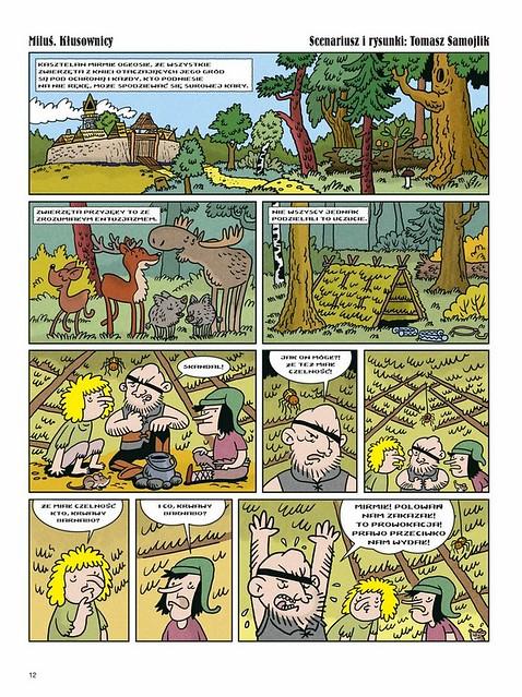 Kajko i Kokosz Nowe Przygody Obłęd Hegemona 02