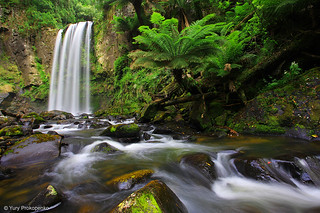 Waterfall :: Hopetoun Falls | by -yury-
