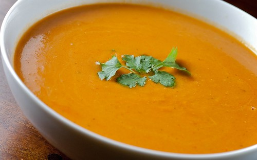 Butternut squash soup | by zrzka2010