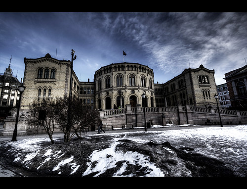 Oslo, governmental building | by goliaths_demise