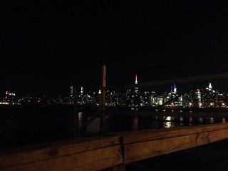 Brooklyn: A View of Manhattan