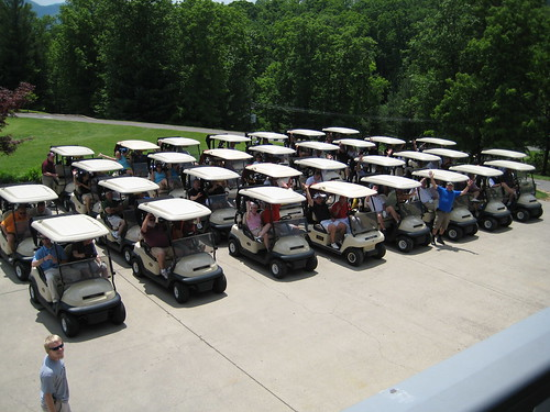 Faculty Staff Golf Tournament | by roanokecollege
