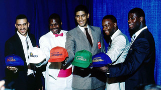 Brad Daugherty Draft | by Cavs History