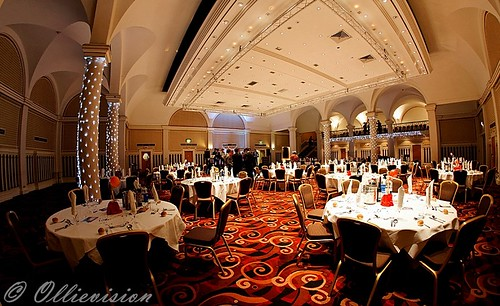 Event photographer, Leeds, Yorkshire.  Queen's Hotel, Leeds. | by Ollievision™