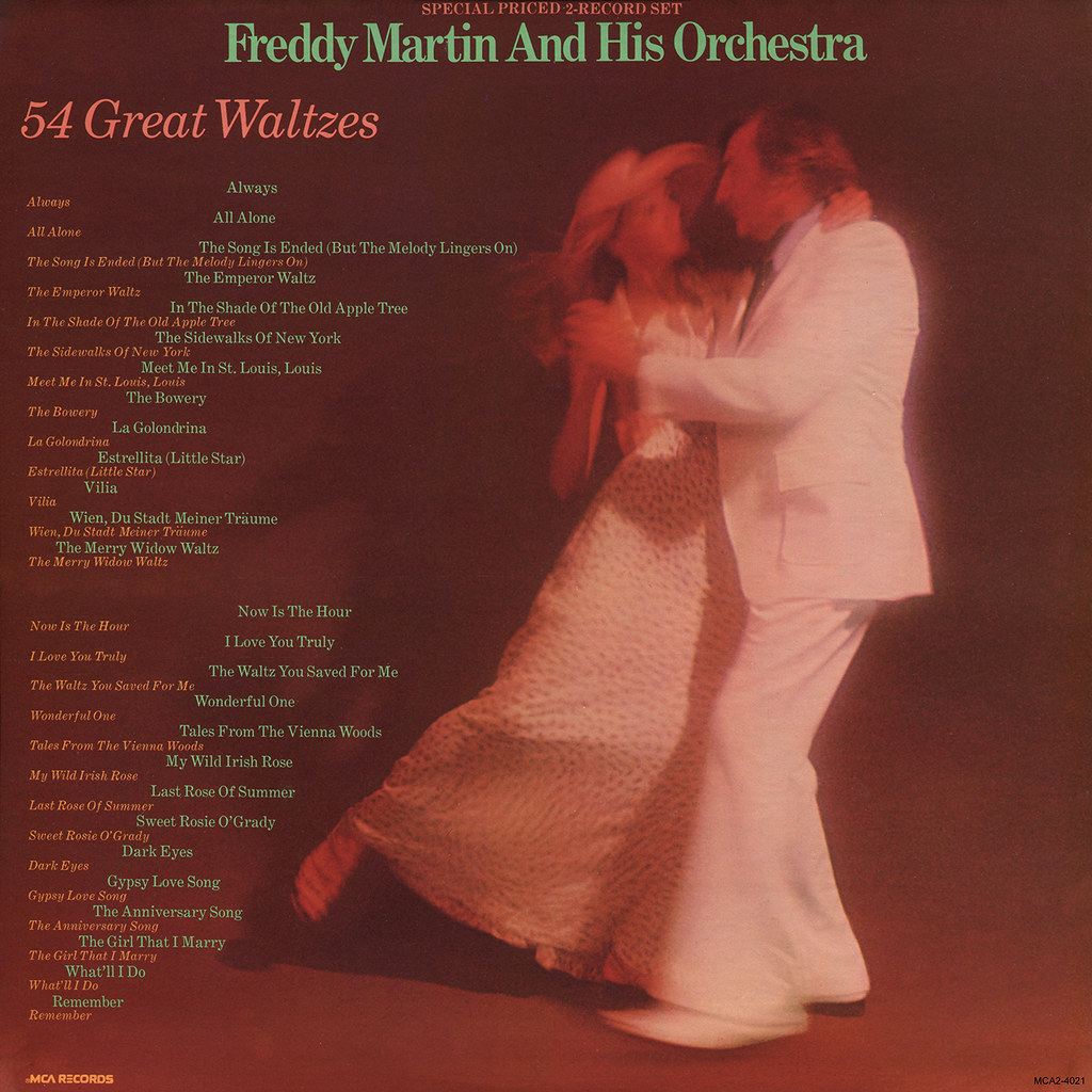 Freddy Martin - 54 Great Waltzes
